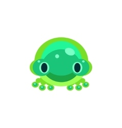 Frog Jelly Toy vector image vector image
