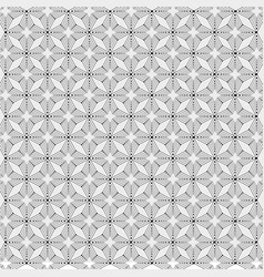 Black and white line geometric background vector