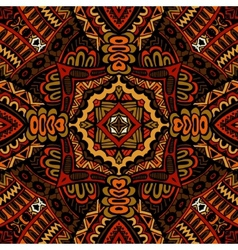 Tribal ethnic indian seamless pattern vector
