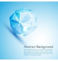 Cristal prism vector