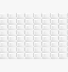 White tile texture - seamless vector