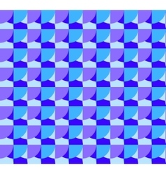 Purple blue pattern vector image vector image