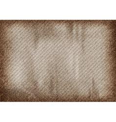 texture grain brown vector image vector image