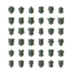 Shields set six vector