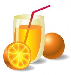 Orange juicecdr vector