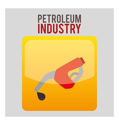 Petroleum industry vector
