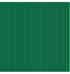 Green galousie volume of vertical lines vector