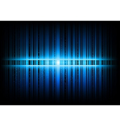 Vertical lines abstract blue dark vector