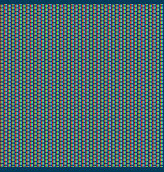 Rgb pixels seamless pattern eps 10 vector