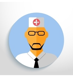 Doctor avatar vector