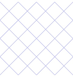 Purple Grid White Diamond Background vector image