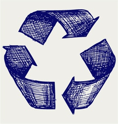 Reuse symbol vector image