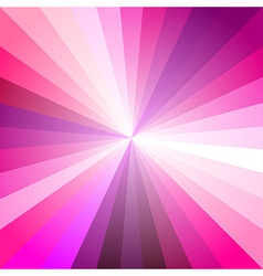 Pink Light Ray Abstract Background vector image