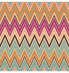 Seamless chevron zigzag pattern vector