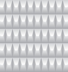 seamless metal 3d backgrounds pattern vector image