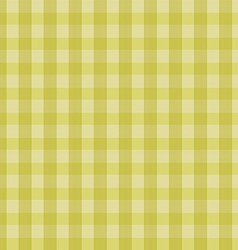 Abstract Retro Green Square Tablecloth Seamless vector image vector image