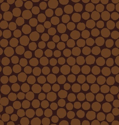 Allspice seamlessly repeating texture background vector
