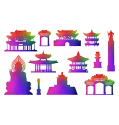 Korea Icon vector image