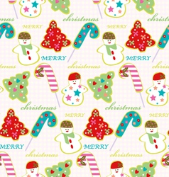 Merry Christmas Backgrounds vector image vector image
