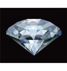 diamond illustration vector image