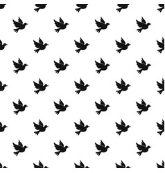 Dove pattern vector