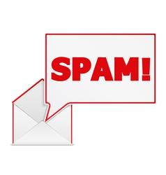 Spam in the envelope vector