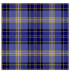 Traditional Seamless Tartan Plaid Pattern Design vector image