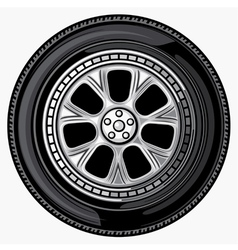 Wheel-tyre vector
