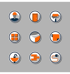 Repair icons vector