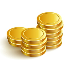 Goldcoins vector