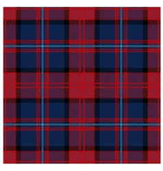 Traditional Tartan Plaid Pattern Design vector image