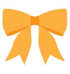 Isolated ribbon vector