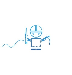 Robot-tailor-380x400 vector