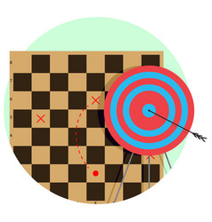 Tactic to goal vector