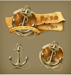 Anchor 10eps vector