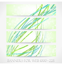 Banners for web collection13 vector image