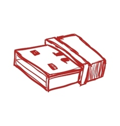 Usb memory icon technology design graphic vector