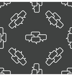 Chatting pattern vector