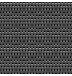 mesh plate vector image vector image