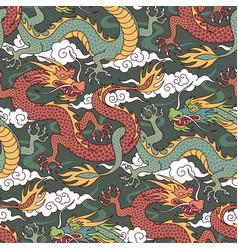 Dragons vector
