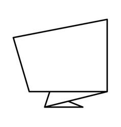ribbon icon image vector image vector image