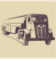 Trucks 1945 vector