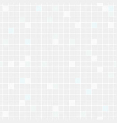 Pale blue and grey squares seamless background vector