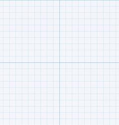 millimeter paper vector image