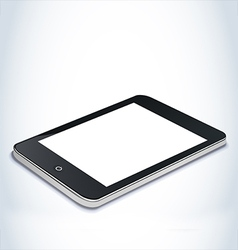 Tablet device vector