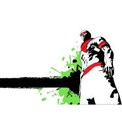 gangsta set vector image