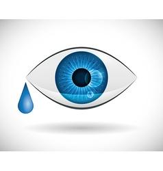 Eyes design vector