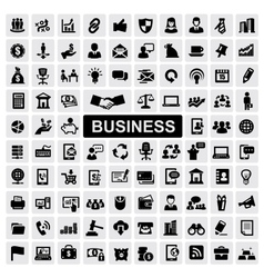business web vector image vector image