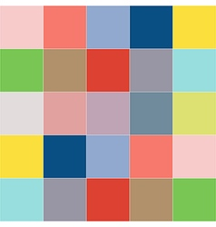 Palette colors 2016 background vector
