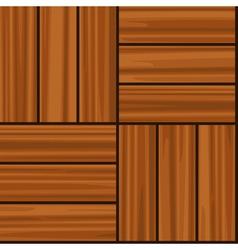 Parquet tiling seamless texture vector